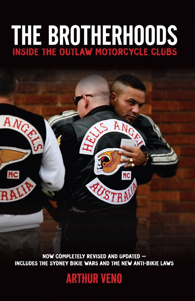 Arthur Veno The Brotherhoods Inside the Motorcycles Clubs