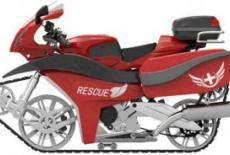 Китайцы запатентовали уникальную модель мотоцикла