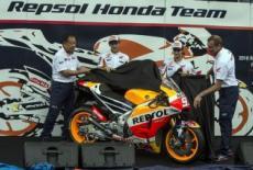 Презентация Repsol Honda MotoGP. Смотреть видео