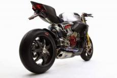 Японцы представили  стритфайтер Ducati 1199 Panigale Nuda Veloce (видео)