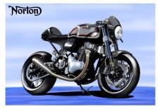Norton Domiracer стал серийным мотоциклом